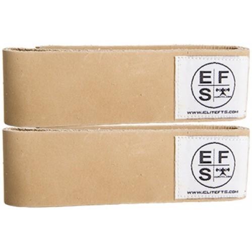 EliteFTS Leather Wrist Straps