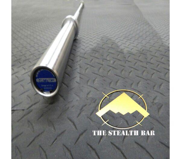 Get RXd Stealth Bar