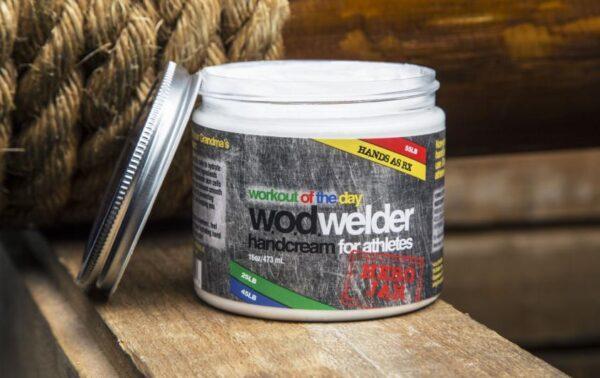 WOD Welder 16oz. Hand Cream