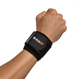 BraceUP Wrist Wraps