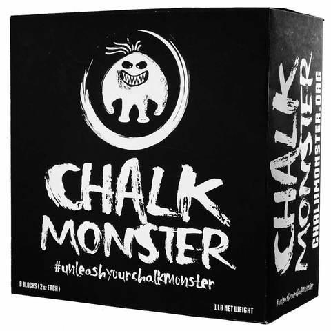 Chalk Monster Blocks