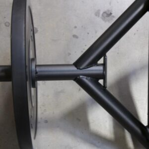 American Barbell Dual Height Fat Grip Hex Bar