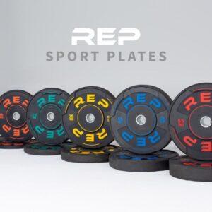 REP Sport Bumper Plates