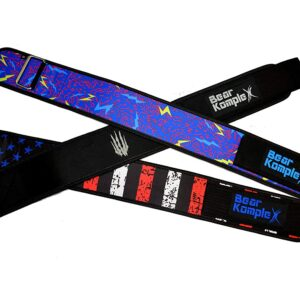 Bear KompleX 4-Inch Straight Weightlifting Belt