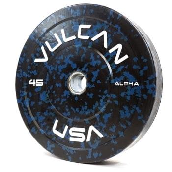 Vulcan Alpha Bumper Plates
