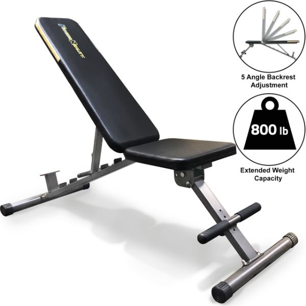 An image of the Fitness Reality Weight Bench