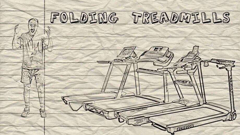 4 Best Folding Treadmills (2021)