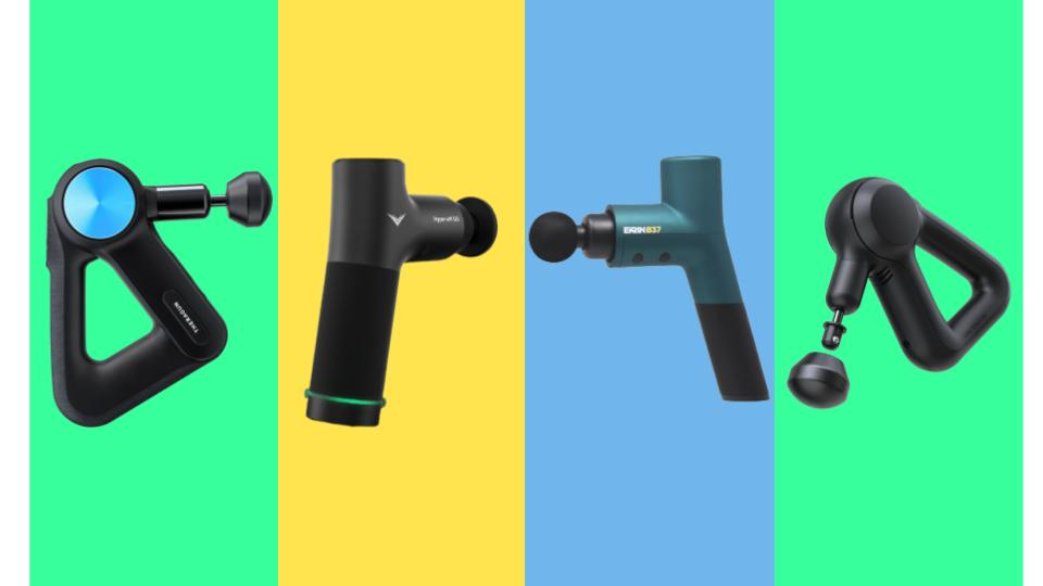 Best Massage Guns in 2021: Top Picks from Theragun, Hypervolt, and More
