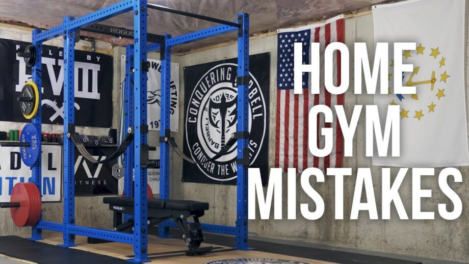 Biggest Home Gym Mistakes