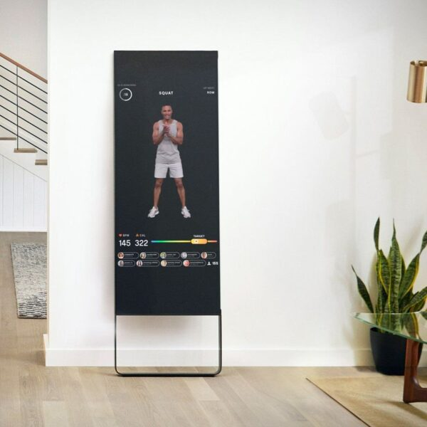 Product image of the mirror smart home gym
