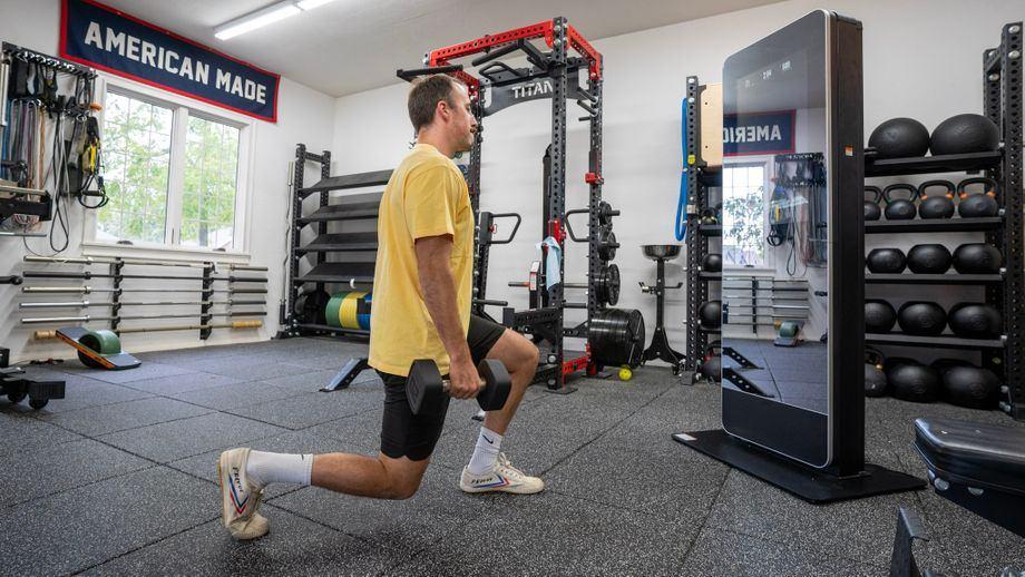 NordicTrack Vault Review (2021): Fun but Bare-Bones Smart Home Gym