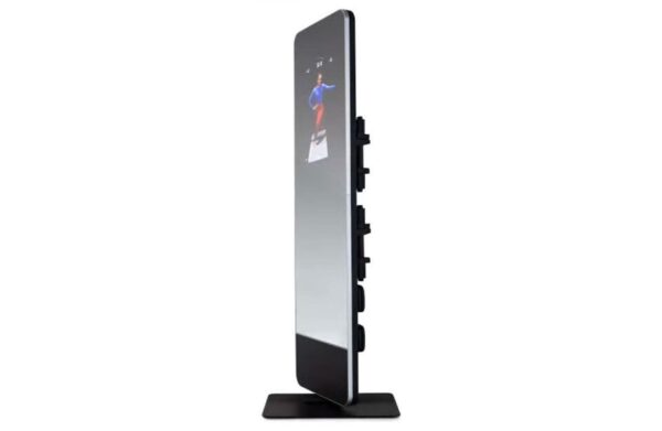 Product image showing the reflective screen on the Proform Vue