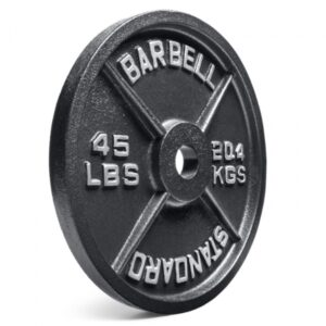 Rogue Olympic Iron Plates
