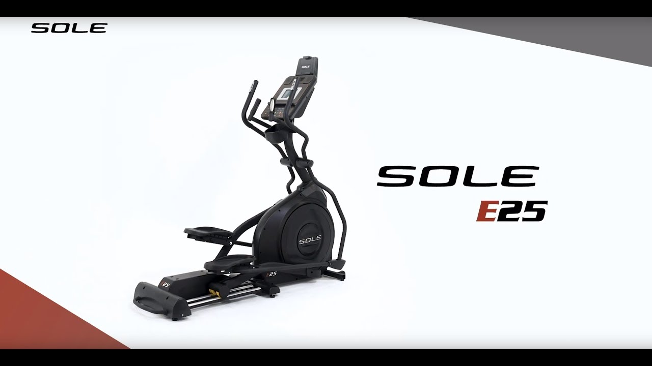Sole E25 Elliptical Review: Durability on a Budget