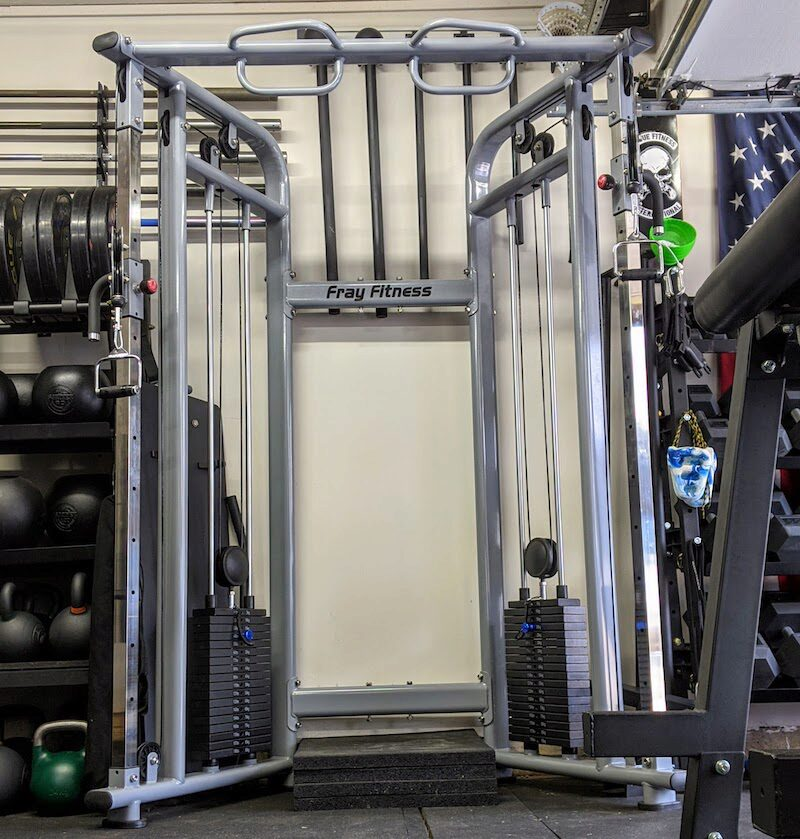fray fitness functional trainer review