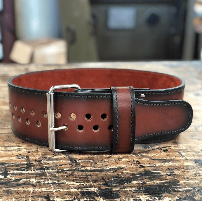 Pioneer Cut Power Lifting Belt