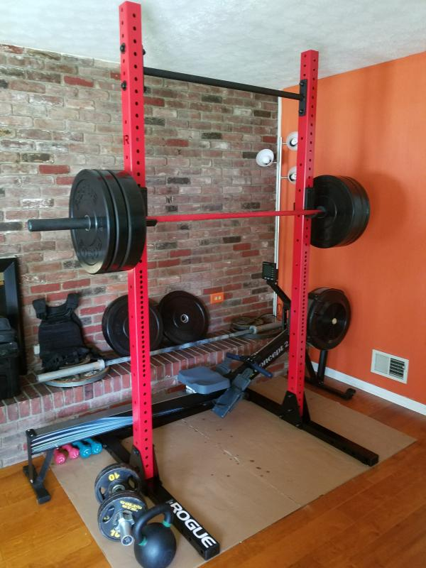 Single Garage Gym
