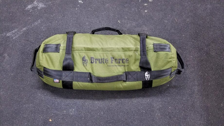 Brute Force Sandbag Review Cover Image