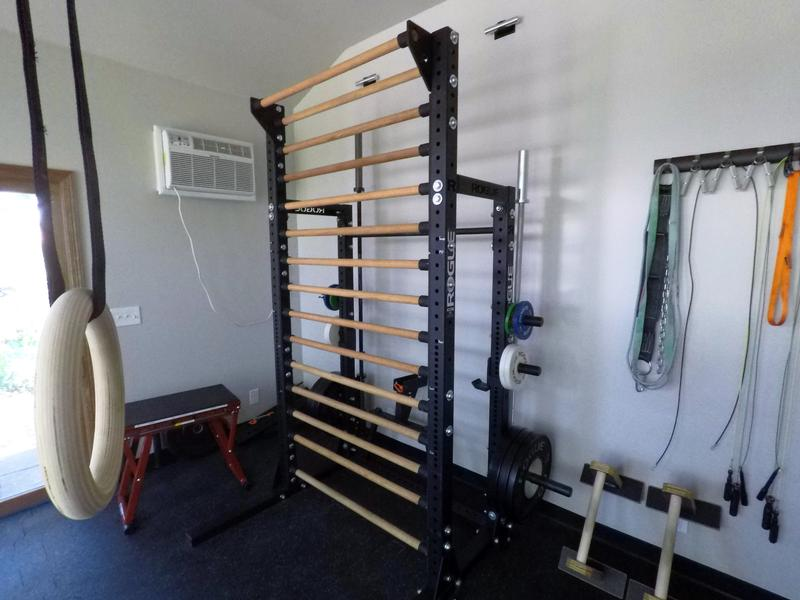 DIY Stall Bars | Garage Gym Reviews