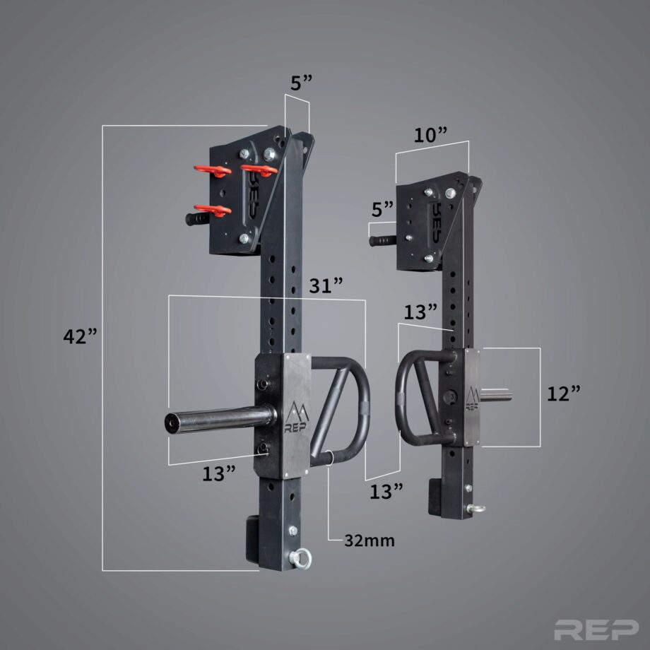 REP ISO Arms