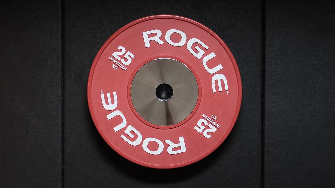 Rogue LB Competition Bumper Plates