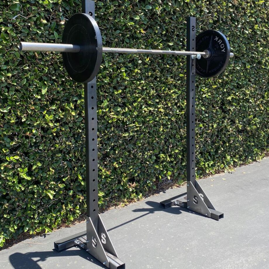 Strength Co The Captain Squat Stands