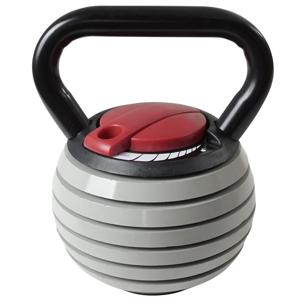 Titan 10-40 LB Adjustable Kettlebell