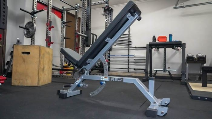 Rep AB-5000 ZERO GAP Adjustable Bench