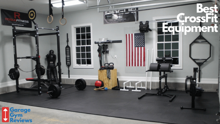 Crossfit Equipment For A Home Gym