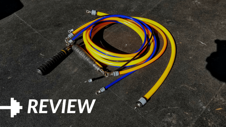 CrossRope Jump Rope Review Cover Image