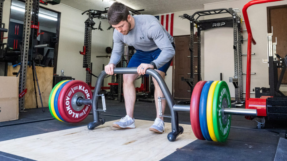 Eleiko Öppen Deadlift Bar Review: The Best Trap Bar Currently Available Cover Image