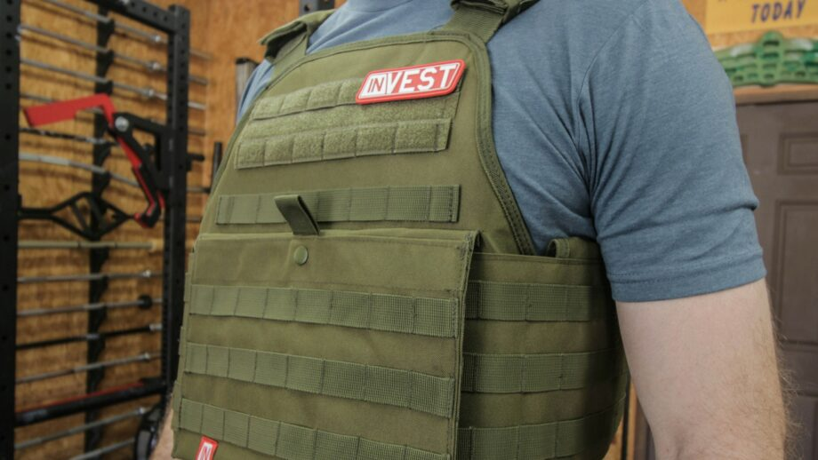 Invest Pro Weight Vest Review Cover Image