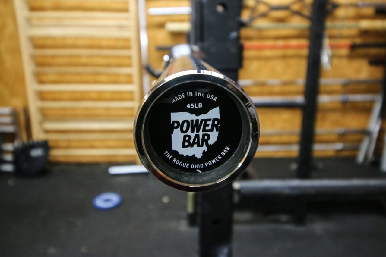 Rogue Ohio Power Bar Stainless Steel Review Cover Image