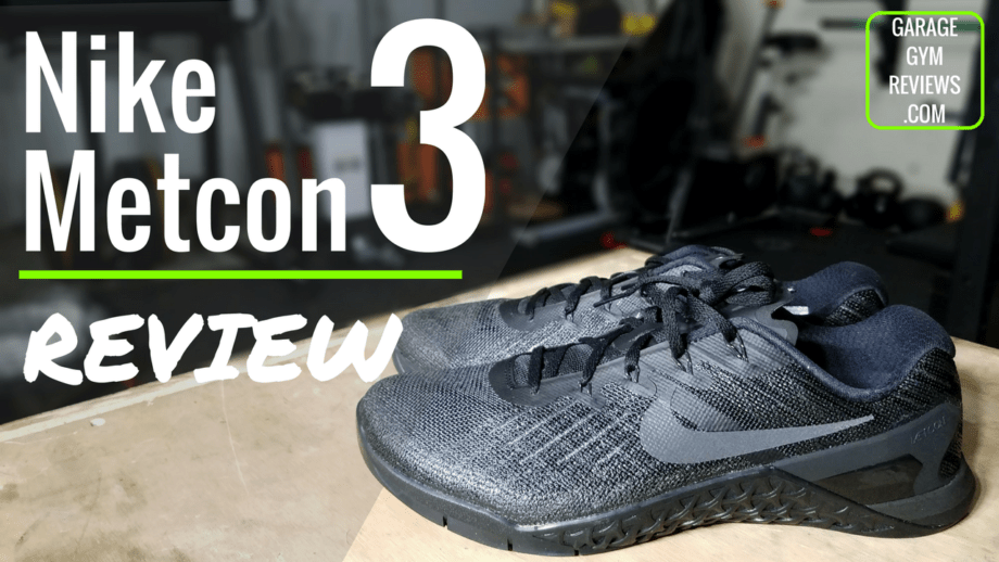 sports shoes f90a5 95c08 Nike Metcon 3 Shoes Review