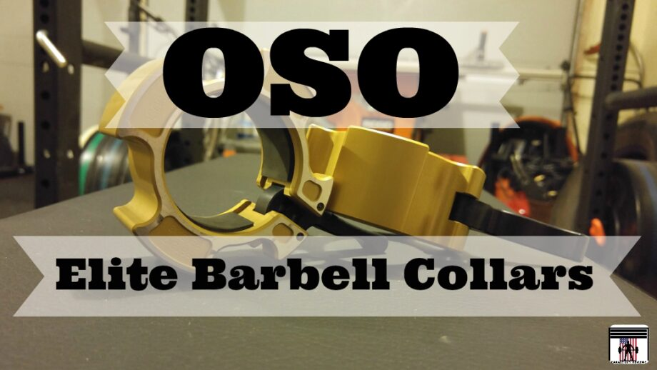 OSO Elite Barbell Collars Review Cover Image