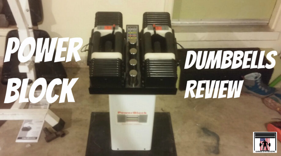 Powerblock adjustable dumbbells review