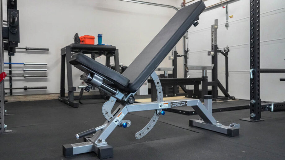 Rep Fitness AB-5000 ZERO GAP Adjustable Bench In-Depth Review Cover Image
