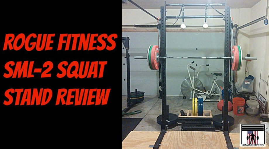 Rogue sml 2 squat stand review