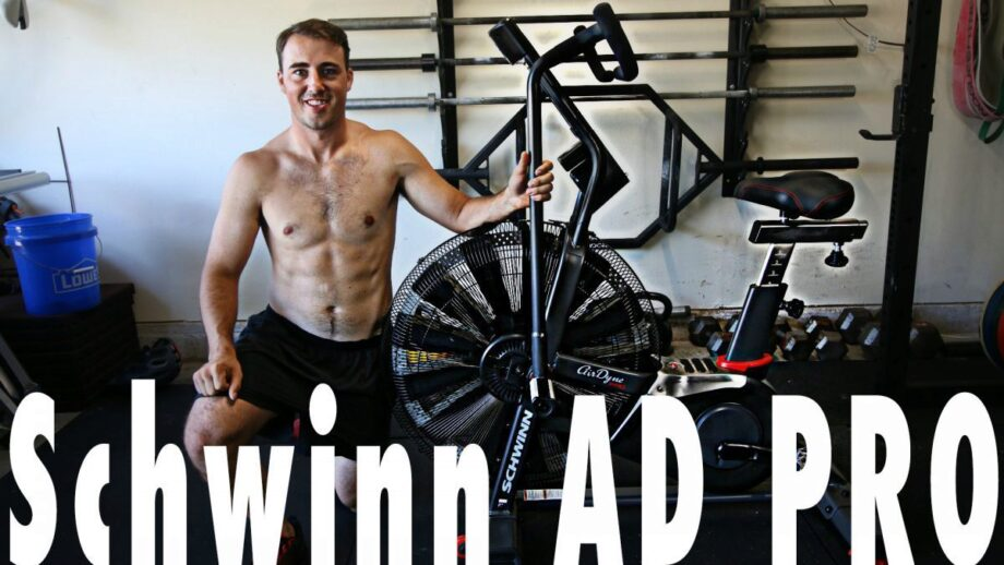 Schwinn airdyne pro review best air bike yet
