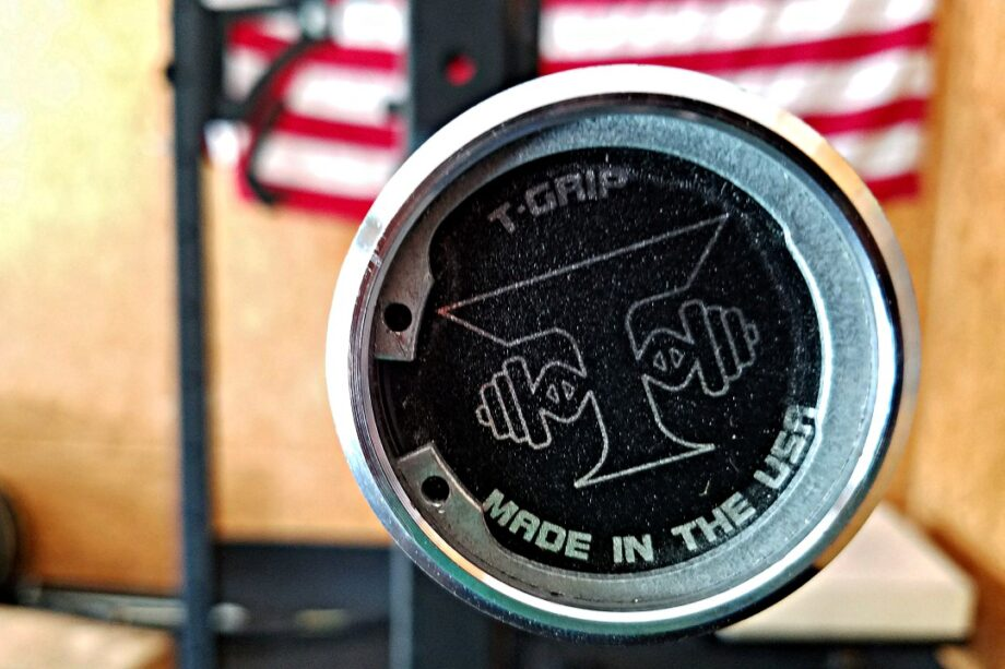 American Barbell T-Grip Bar In-Depth Review Cover Image