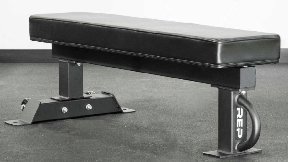 Rep Fitness Releases FB-5000 Competition Flat Bench Cover Image