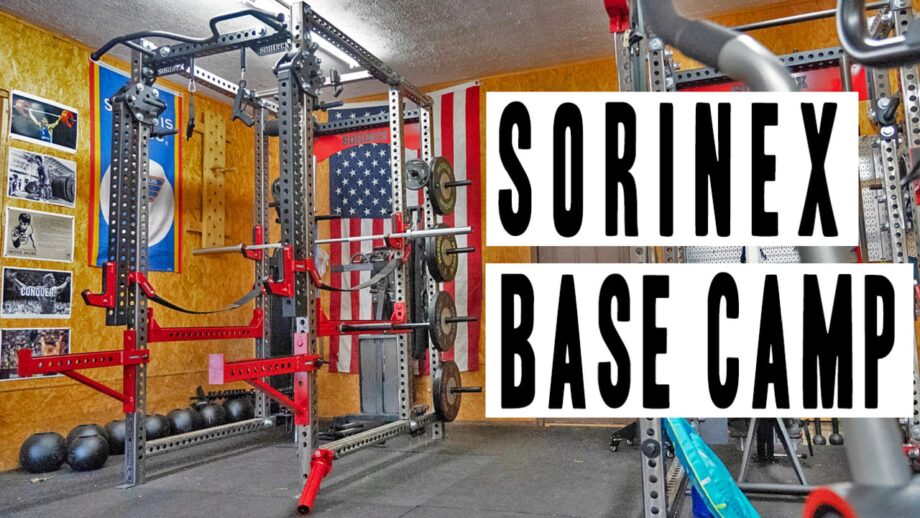 Sorinex Base Camp Squat Rack In-Depth Review Cover Image