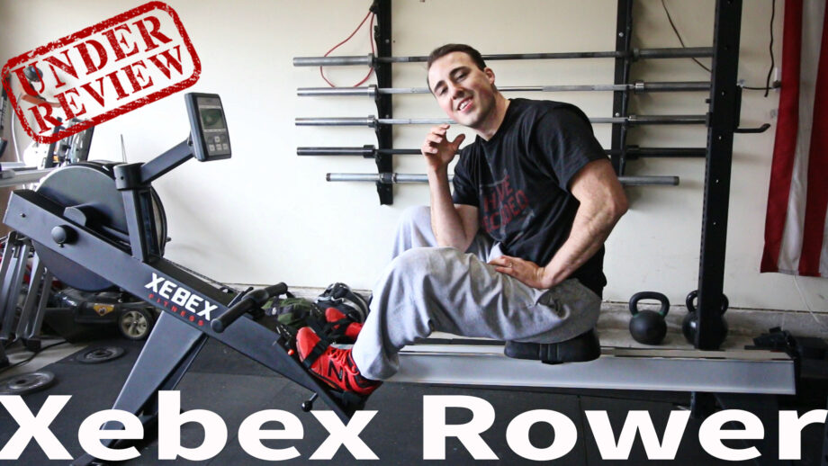 Get RXd Xebex Rower Review Cover Image