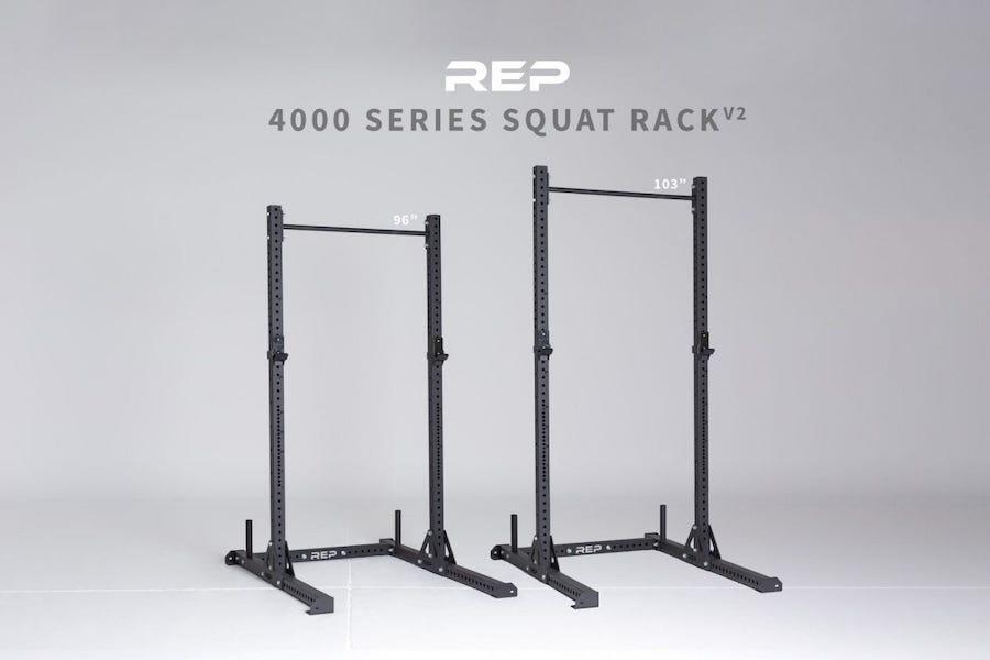 REP SR-4000 Squat Rack
