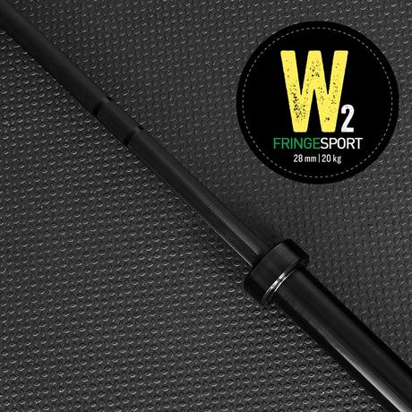 FringeSport Wonder Bar V2 20KG Barbell