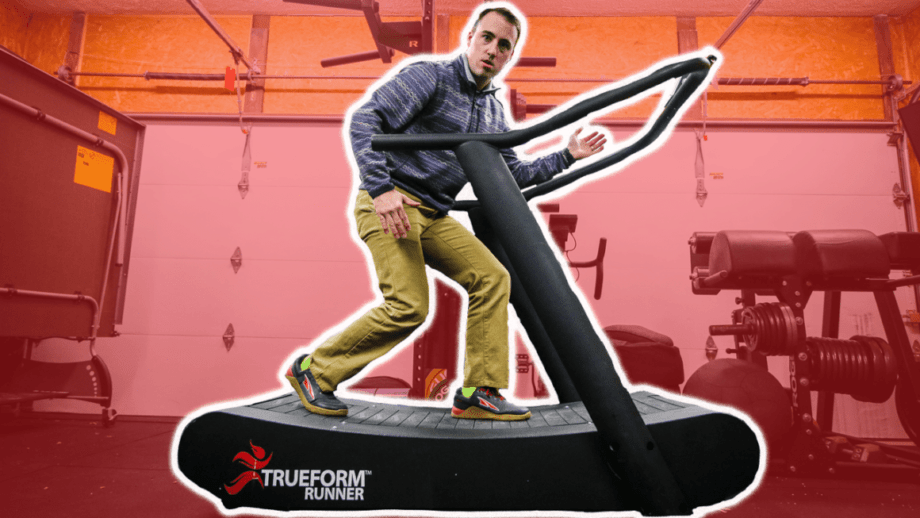 TrueForm Runner Treadmill Review Cover Image