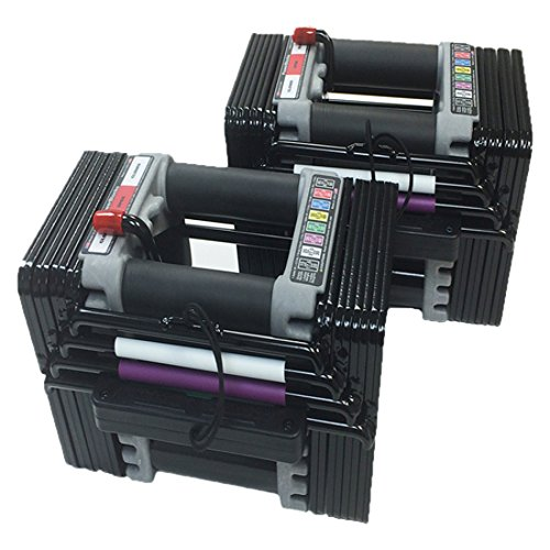 PowerBlock Elite Series Adjustable Dumbbells
