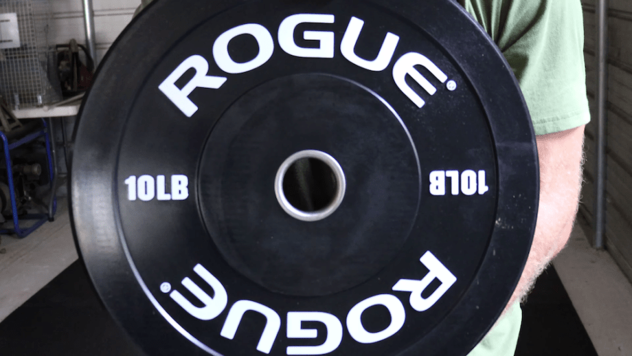 Pair Details about  /BRAND NEW Rogue Fitness Echo V2 Bumper Weight Plates 35 LB Olympic