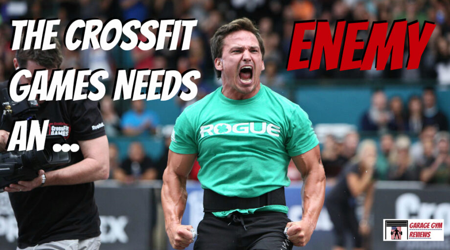 The crossfit games needs an enemy