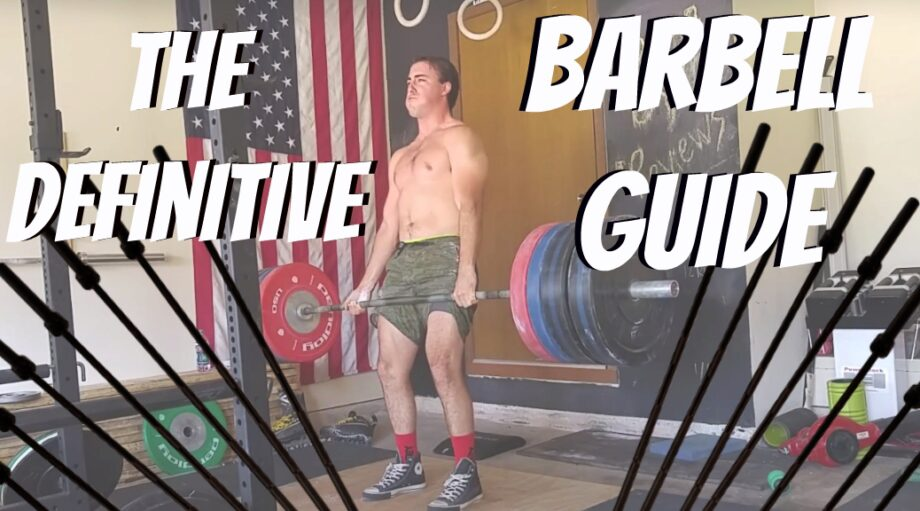 The Definitive Barbell Guide Cover Image